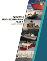 Federal Oceanographic Fleet Status Report