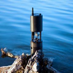 Sunburst Sensor's Submersible Autonomous Moored Instrument will collect measurements for OOI. (Credit: Photo provided by J. Newton, Sunburst Sensors, LLC)